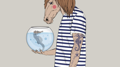 """A One Step Guide to Being Awesome: Learn to Speak Spanish — By Franky """"the Polyglot Seahorse"""""""