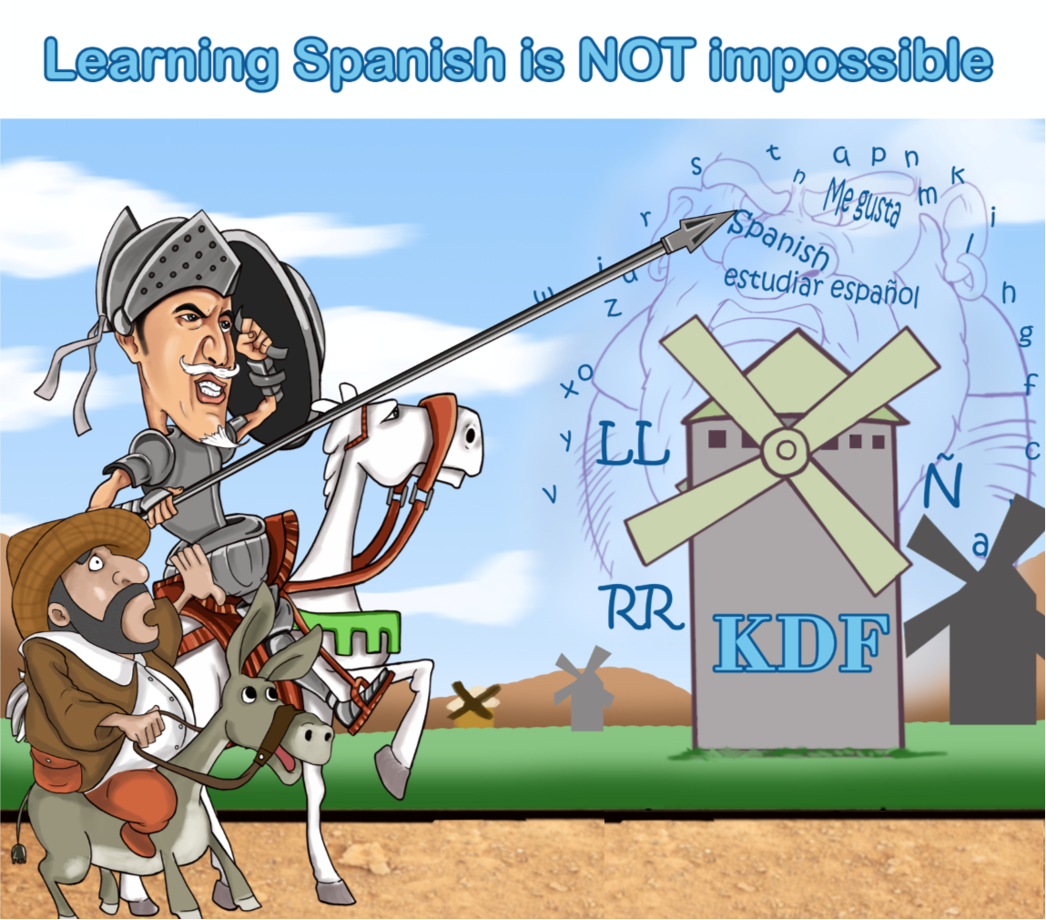 April 23rd! Spanish Language Day Celebration:  Get Dirty!  I Mean Smart