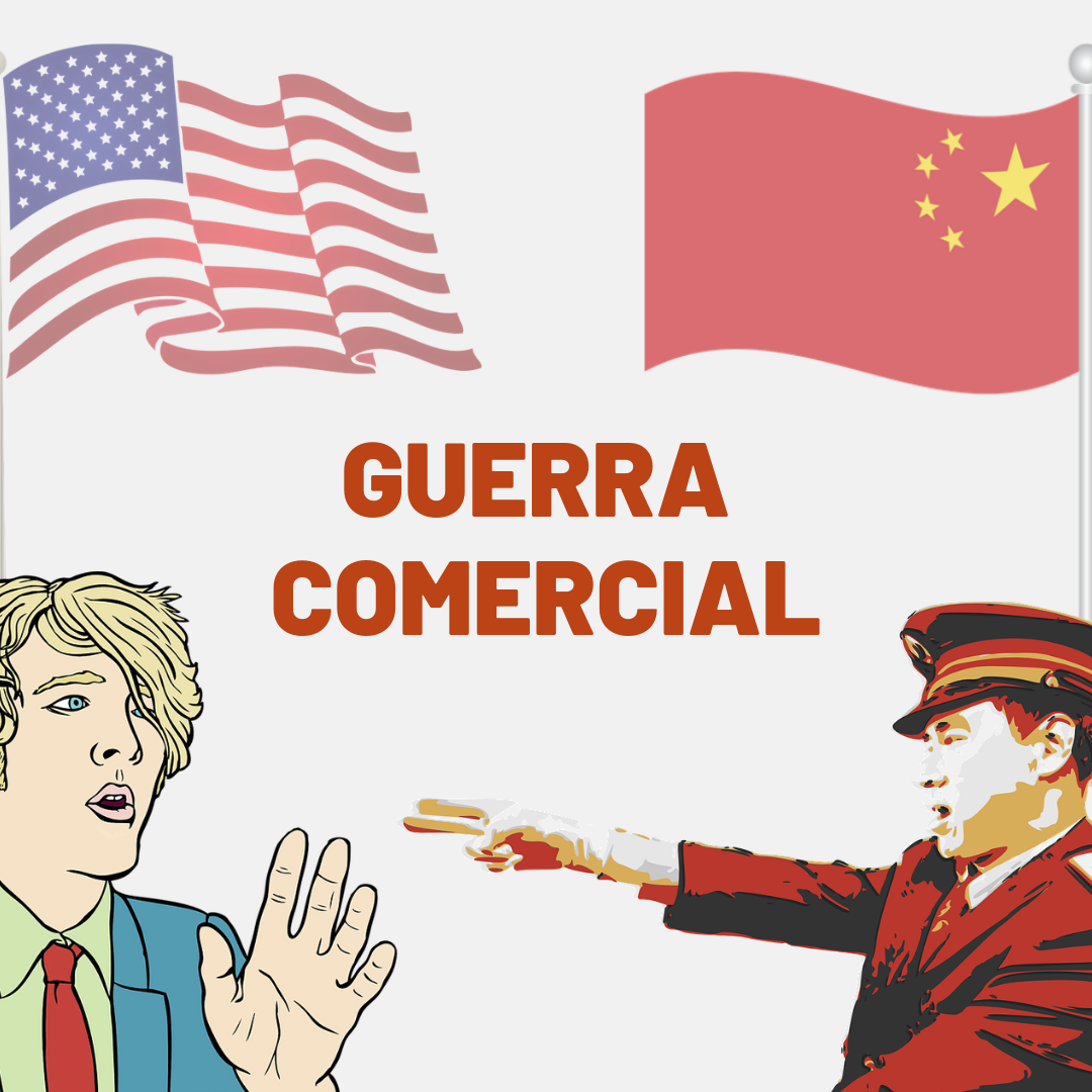 Trade War US – China & How We Can Help It