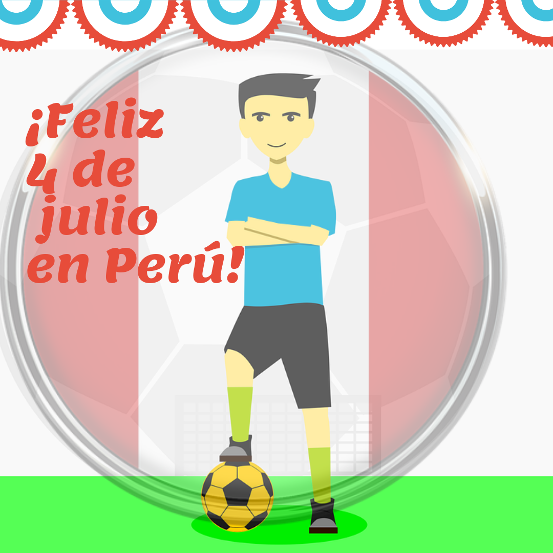 4th of July with Peruvian Flavor: Contigo Peru & E.E.U.U.