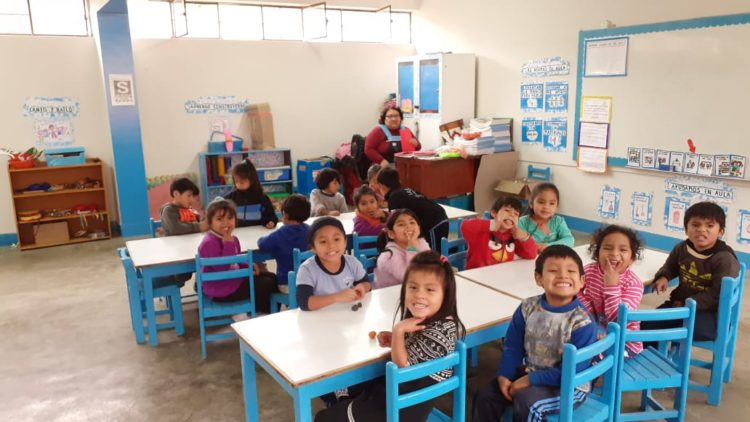 Help Kasa De Franko to help Preschoolers in Peru!
