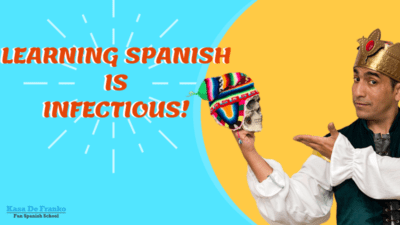 The Coronavirus is Much Worse than the Spanish Virtual Virus: KDF Offering 50% Off Spanish Online Lessons
