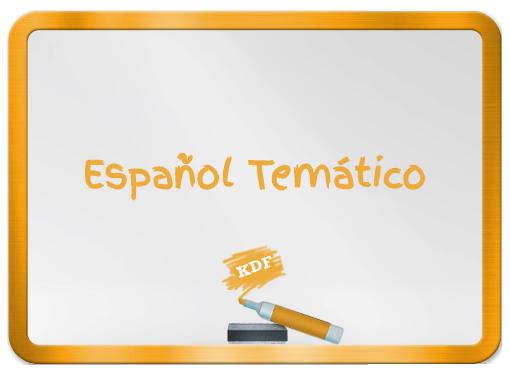Español Temático