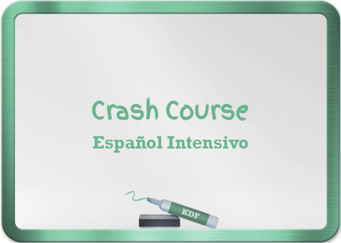 Crash Courses Español Intensivo