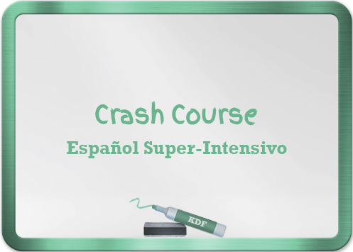 Crash Courses Español Super-Intensivo