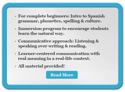 Beginners Spanish