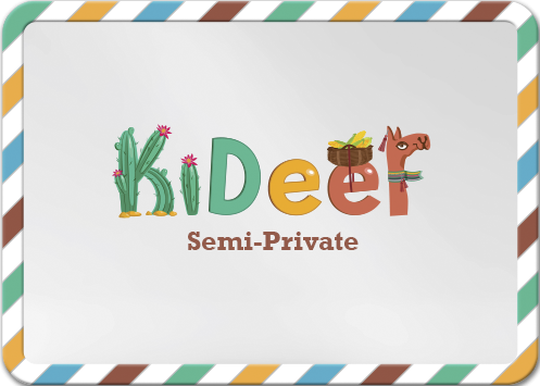 KiDeeF Semi-Private